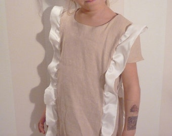 """""""Elicriso"""" dress with Ruffles"""