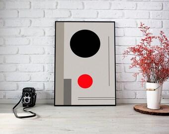 Scandinavian Art, Scandinavian Poster, Nordic Poster, Scandinavian, Art, Wall Art, Wall Decor, Wall Decor, Printable Art, Instant Download
