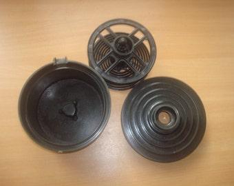 Photo Film Processing 35mm, Vintage Film Developing Tank, Photography Equipment, Film Tank, Photo Film Processing, Soviet Film Accessories