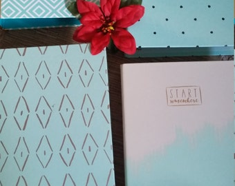 Cute Binders. Great for Starter Planners Target Dollar Spot Stationery