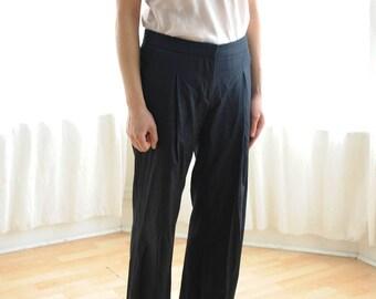Obakki Navy Pants