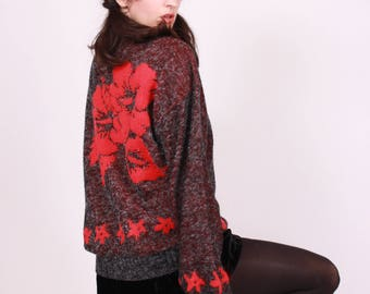 Hibiscus Sweater