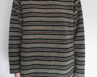 Vintage Rag Striped Sweater
