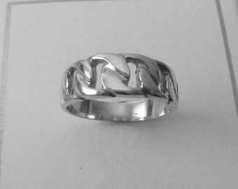 Genuine Solid 925 Sterling Silver BABY/CHILD Ring
