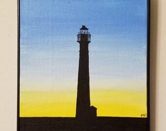 Barnegat Lighthouse, NJ 5x7