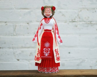 Motanka Ethnic Folk Traditional Handmade Ukrainian Doll Unique  gift with meaning for her from EcoMotanka, OOAK
