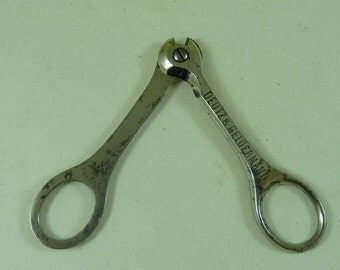 Champagne Wire Cutter Deutz & Geldermann Gold Lack