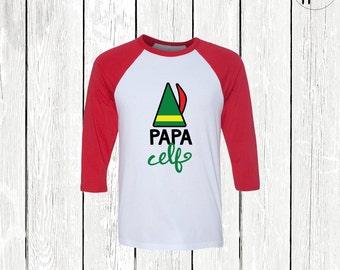 Papa elf | Etsy
