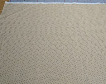 Molly B's 1800's-Cream Dots Cotton Fabric from Marcus Fabrics