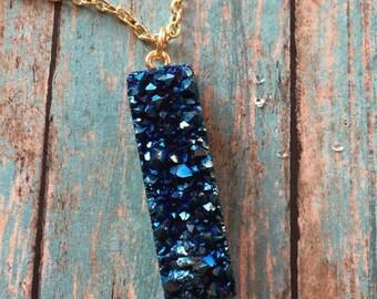 Southwest Boho Statement Necklace, Pendant, Southwest Jewelry, Boho Jewelry, Boho Necklace