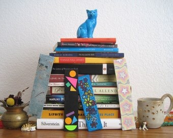 Pick One: Handmade Bookmarks