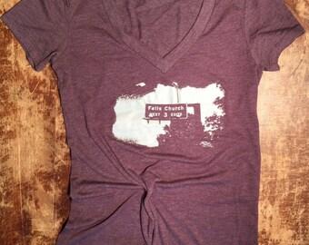 Highway Exit Women's Shirt
