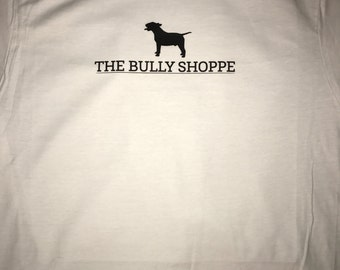 The bully shoppe tee original design