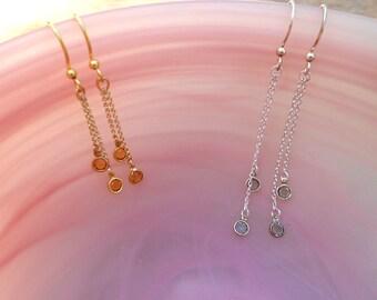Swarovski Dangle & Drop Earrings
