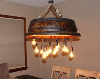 Vintage chandelier rice bowl