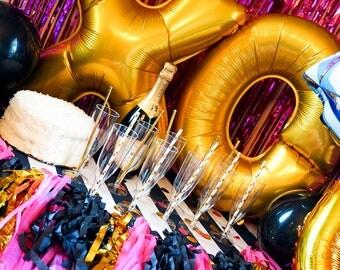Bachelorette Party Box Decorations