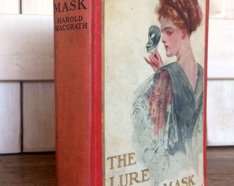 1908 The Lure of the Mask
