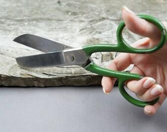 scissors, sewing scissors, tailor scissors, metal scissors, antique scissors, scissors decor, sewing tool, sewing tools, scissors USSR