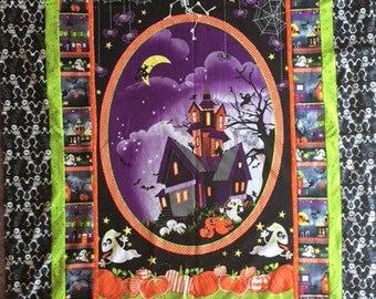 Frightful quilt kit