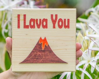 I Lava You - Free Shipping