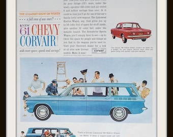 Chevy corvair – Etsy