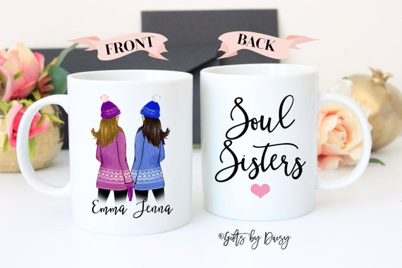 Personalized Best Friend Gift Best Friend Gift Friendship