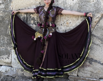 Indian Character Dance Costume - Rajasthan