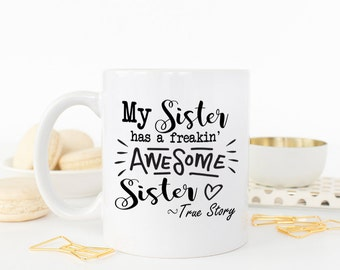 Gift for sister, Sister Gift, Gifts for sister, Christmas Gift, Gift for her, Sister birthday gift, big sister gift, Birthday Gift