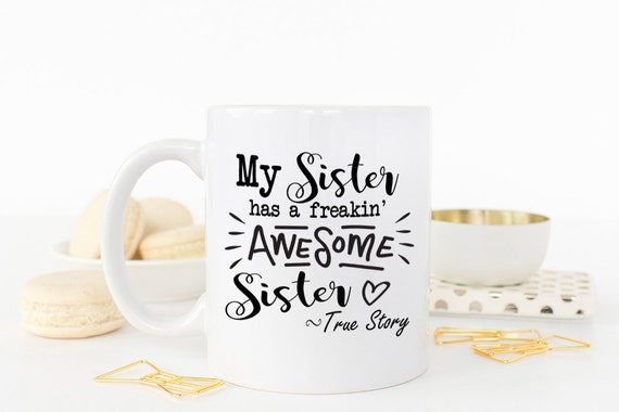 Wedding Gift For Big Sister : ... sister, Christmas Gift, Gift for her, Sister birthday gift, big sister