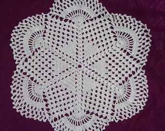 Crochet tablet