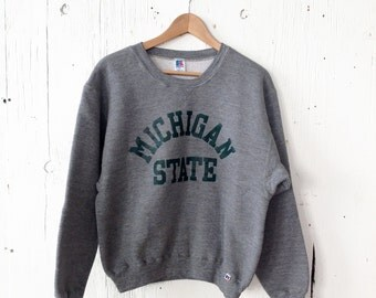 Vintage Michigan State Sweatshirt