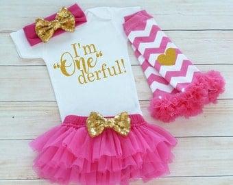 Baby Girl Shirt, First Birthday Girl Bodysuit, 1st Birthday Girl Outfit, Girls First Birthday, Cake Smash Shirtt, First Birthday Outfit Girl