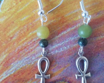 Eternal Life Earrings
