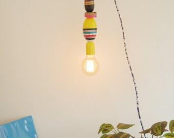 Wandering lamp / light floats 1