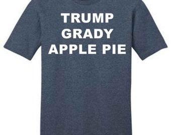TRUMP GRADY APPLE Pie