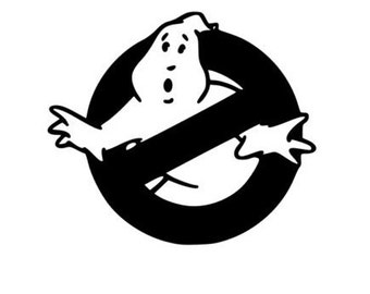 Ghostbusters decal | Etsy