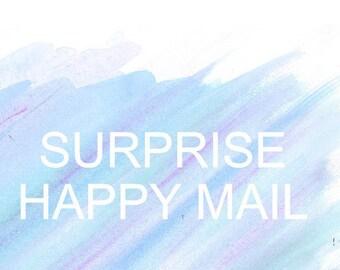 MYSTERY/SURPRISE Happy Mail // Personal Filofax // Erin Condren
