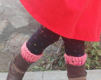 Boot cuffs for toddlers