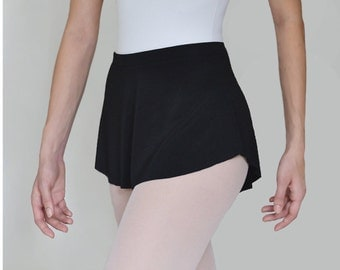 The Black Ballet Skirt