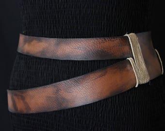 Rey - Sta Wars - bracer and belt