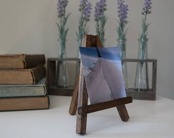 Small Stained Easel