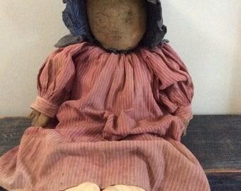 Theorem Velvet Faced Rag doll