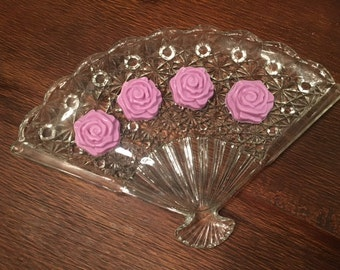 Mini Custom Rose Soap