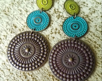 Antique looking earrings