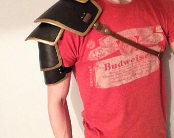 Segmented Pauldron - LARP / Cosplay shoulder armour