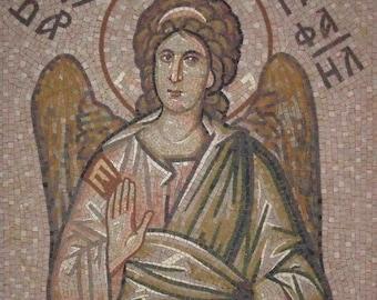 RAPHAEL mosaic
