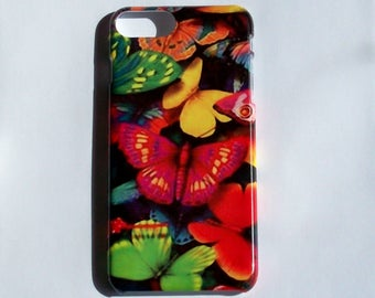 Beautiful Butterflies Snap On Full Wrap Phone Case Cover For Iphone And Samsung Galaxy