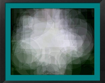 Moonflower Abstracted