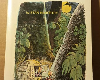 1977 The Benjee Venture by Stan McMurtry 1st Edition