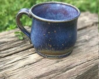 Blue Marina Mug